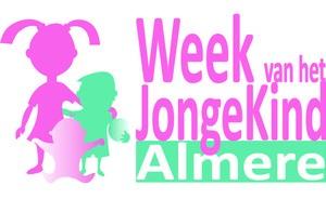 Banner Week van het Jonge Kind Almere